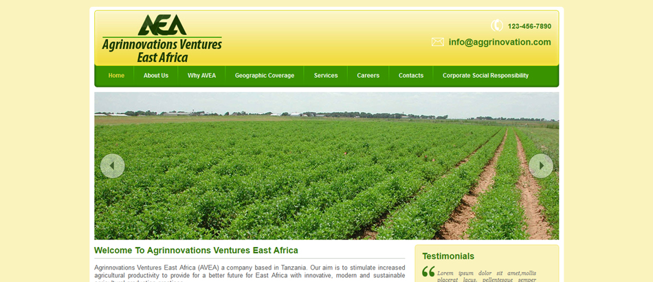 Agrinnovations Ventures East Africa