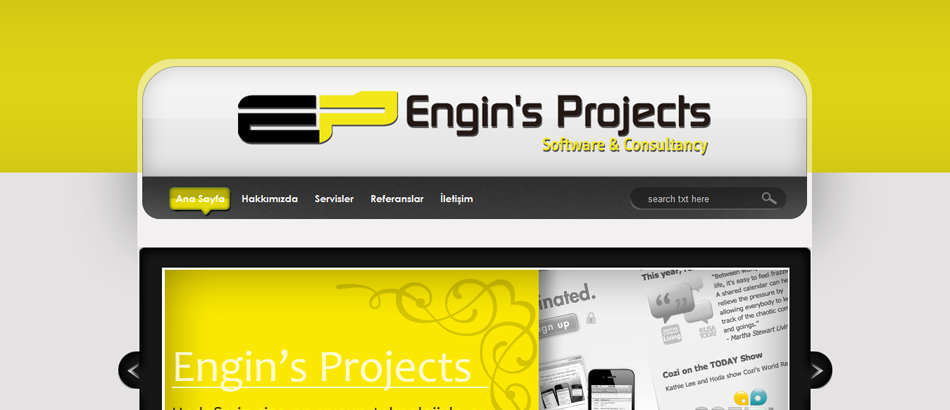Engin's Projects